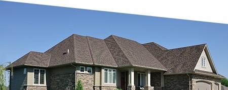 Red Deer roofer home